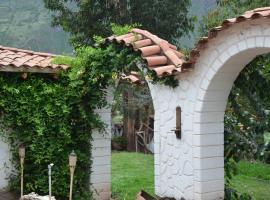 Madre Tierra Resort, Urubamba