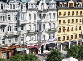 Hotel Palacky, Karlovy Vary