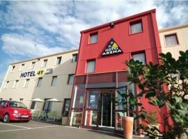 Hôtel Akena City Albi Gaillac, Brens