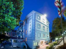 Hotel Verdi, Fiuggi