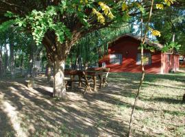 Cabañas El Bosque, San Rafael
