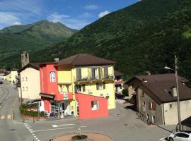 Hotel Ristorante Camoghe, Isone