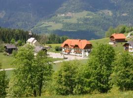 Alpengasthof Moser, Karchau