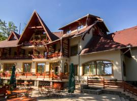 Hotel Szeifert, Sovata