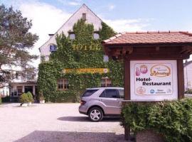Advantage Hotel, Weiden