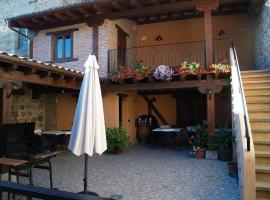 Casa Gustares, Vilviestre del Pinar