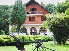 Motel Amer Pier, Doboj