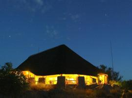 Huab Lodge & Bush Spa, Konob Pos