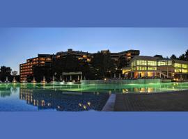 Hissar Spa Hotel, Hisarya