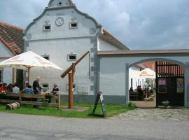 Pension Špejchar u Vojty, Holašovice