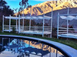 Cabañas Elquimista, Pisco Elqui