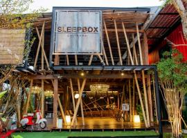 Sleepbox Chiangmai Hotel