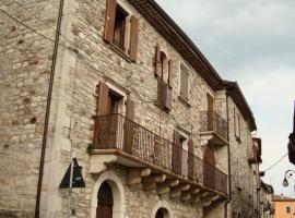 Domus Grampone, Castelpagano