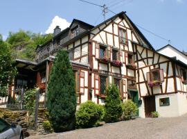 Haus Stahlberg, Bacharach