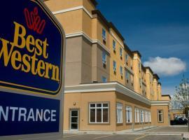 Best Western Sunrise Inn & Suites, Stony Plain