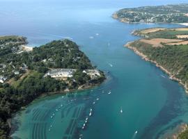 Domaine Maritime de Beg Porz, Moëlan-sur-Mer