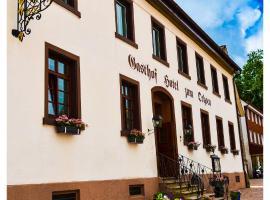 Hotel zum Ochsen, Furtwangen