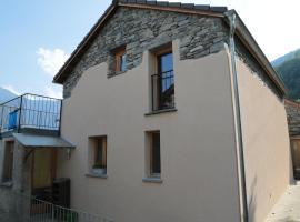 Casa Flora, Verdabbio