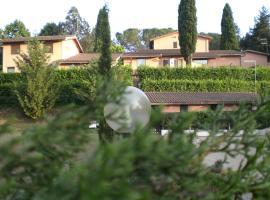 Villa Christian e Michelle, Castel di Guido