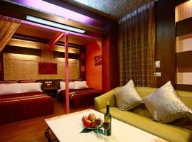 Sun Moon Lake Honeymoon Hotel, Yuchi