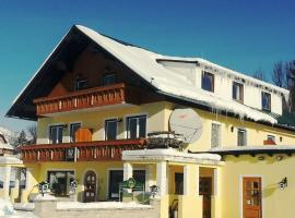 Pension Platzhirsch, Bad Mitterndorf