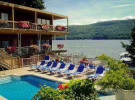 Lake Crest Inn, Lake George