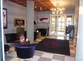 Belle Inn Hotel, Klermon Feran