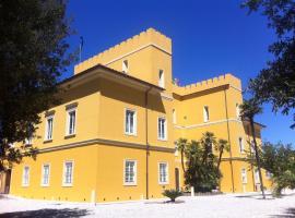 Villa Graziani, Vada