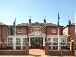 Lord Hill Hotel & Restaurant, Shrewsbury