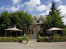Hotel Molenwiek, Parike