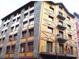 Hotel Sant Jordi, Andorra la Vella