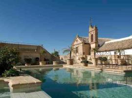 Hospedería del Monasterio, Osuna