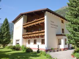 Haus Kaunergrat, Kaunertal