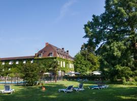 Relais du Silence Hostellerie Chateau de la Barge, Crêches-sur-Saône