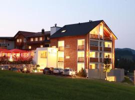 Genuss- & Aktivhotel Sonnenburg, Riezlern
