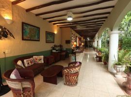 Casa Quetzal Boutique Hotel, Вальядолид