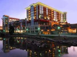 Hampton Inn & Suites Greenville-Downtown-Riverplace, Greenville