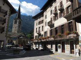 Hotel Monterosa, Alagna Valsesia