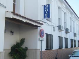 Hostal Muriel, Aljaraque