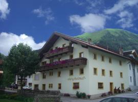 Haus Bergheimat, Berwang