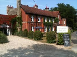 Worlington Hall Hotel, Worlington