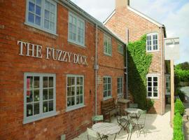 The Fuzzy Duck, Newbold on Stour