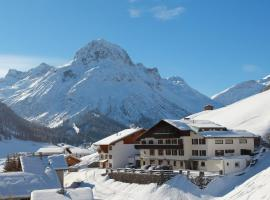Pension Gradenburg, Lech am Arlberg