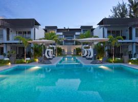 Plage Bleue Luxury Apartments, Trou aux Biches