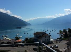 Ferienwohnung mit fantastischem Seeblick, Faulensee