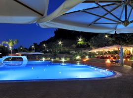 Hotel Aktea, Lipari