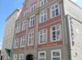 Haus Wullfcrona, Stralsund