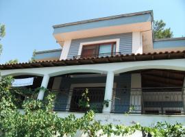 Mavi villa, Marmaris