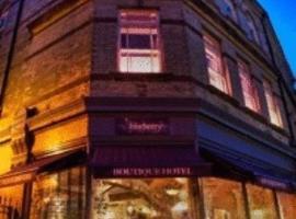 Blueberry Inn, Pontypridd