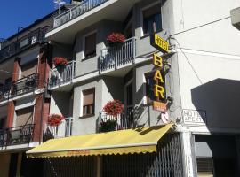 Dufour Hotel, Châtillon